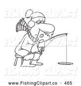 Small Picture Royalty Free Stock Fishing Designs of Coloring Pages