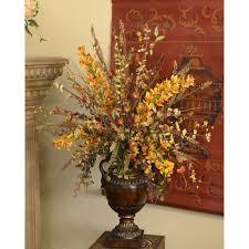 Fall Flower Arrangements Youu0027ll Love  WayfairArtificial Flower Decoration For Home
