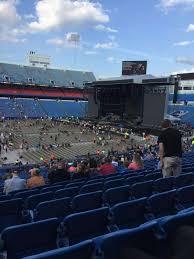 New Era Field Seating Chart Beyonce Concert Photos At New Era Field
