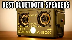 speakers 200 watts. best ammo can speakers - 200watts 72hours thodio a-box bluetooth wifi guitar input usb youtube speakers 200 watts