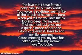 Love Verses For Girlfriend