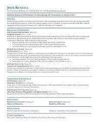 Artist Cv Examples And Template Art Resume All Best Cv Resume Ideas