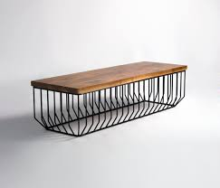 wired bench by phase design benches