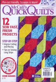 Quick Quilts Magazine Subscription | Buy at Newsstand.co.uk | Quilting & Quick Quilts Magazine Issue FEB-MAR Adamdwight.com