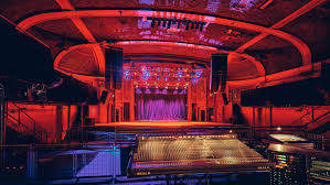 Ogden Theater Seating Chart Ogden Theatre Central Denver Colorado United States