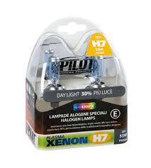 Coppia Lampade H7 Xenon12v55w