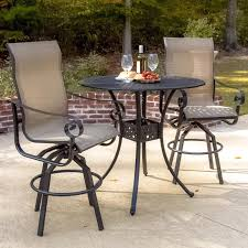 lakeview outdoor designs la salle 2 person sling patio bar set with and on doors 1499x1499px