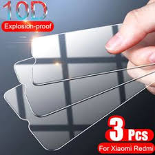 3Pcs Full Cover Protective Glass For Xiaomi Redmi Note 7 9 ... - Vova