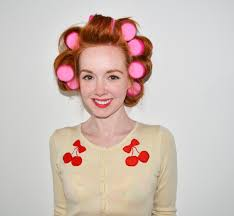 pillow hair rollers. sleep in rollers review pillow hair