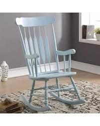 blue rocking chair. Windsor Arrow Back Country Style Light Blue Rocking Chair (Rocking Chair) (Wood) W
