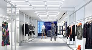 Retail Store Concept Design Kenzo Launches New Store Concept Lvmh