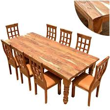 rustic dining room table sets. Rustic-furniture-farmhouse-solid-wood-dining-table-chair- Rustic Dining Room Table Sets