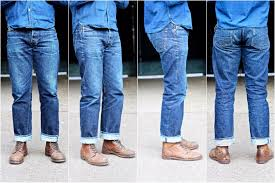 Levis Mens Jeans Style Chart Get Perfect Jeans For Your Body Type Jeans Fit Guide