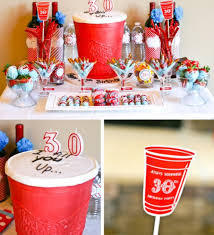 28 Birthday Party Ideas for Adults (30, 40, 50, 60) via