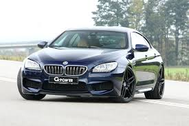 Sport Series bmw m6 gran coupe : G-Power Messes With BMW's M6 Gran Coupe [w/Video] | Carscoops