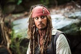 جوني ديب لن يكون كابتن جاك سبارو بعد الآن 😓