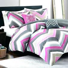 chevron bedding set twin gray chevron comforter set twin