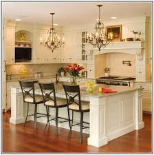 french country kitchen island lighting photo 6