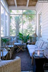small sunroom. Exellent Small Small Sunroom With Garden Ideas Inside O