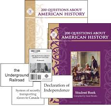 questions about american history set memoria press 200 questions about american history set