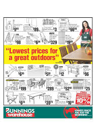 bunnings outdoor furniture bunnings outdoor furniture and accessory range november 2016