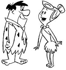 Small Picture Kids n funcom 29 coloring pages of Flintstones
