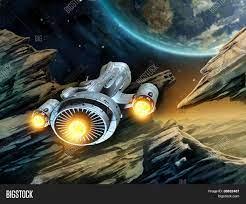Imagen y foto Nave Espacial (prueba gratis)   Bigstock