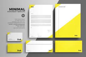 80 Modern Stationery Templates Design Shack