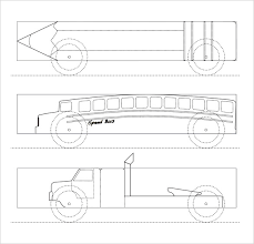 Pinewood Derby Template Mesmerizing Pinewood Derby Truck Templates Trisamoorddinerco