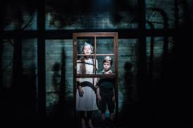 the boy in the striped pajamas theme the boy in the striped  the boy in the striped pyjamas from page to stage marlowetheatre 34 eleanor thorn as gretel