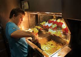 Mcdonalds Cook Job Description Freia David Who Turned Cooking French Fries Into An
