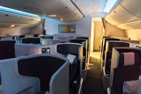Cathay Pacific Flight 888 Seating Chart Review Cathay Pacific Business Class Hong Kong To