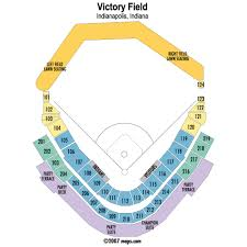 Victory Field Seating Chart Victory Field Indianapolis Event Venue Information Get