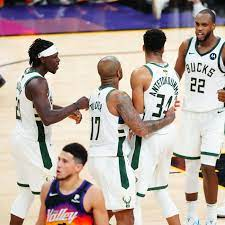 Milwaukee Bucks vs. Phoenix Suns Game Six Preview: For The Culture - Brew  Hoop