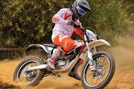 first ride ktm freeride e electric bike action