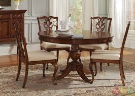 dining tables set intrigue transitional round glass top table chairs view larger