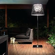 innovative outdoor floor lamps for patio remodel suggestion lamp transitional new