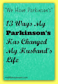 Pin by Wendi Grant McGhee on Blogs You Should Read | Parkinsons symptoms,  Parkinsons disease, Parkinsons disease quotes