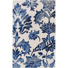 royal blue rug. Organic Chloe Royal Blue 9 Rug E