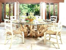 tree trunk table base stump dining pedestal room beach style with fireplace solid coffee