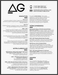 29 How To Create A One Page Resume New Template Best Resume Templates