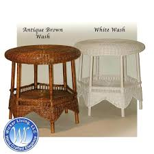 round wicker end table wicker end table round wicker end table wicker table lamps