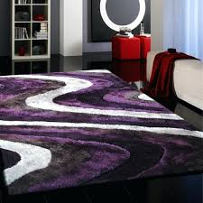 purple and black area rugs vibrant spike purple silver gray black hand tufted area rug