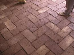 Picture of Cheap and Easy Brick Floors