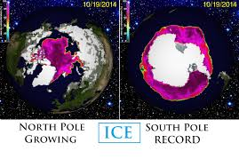 antarctic ice sheet growing 10 21 2014 global cooling north pole ice growing rapidly