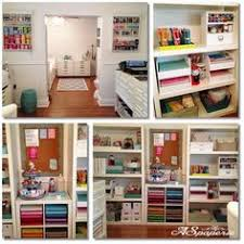 New Studio / Martha Stewart / Craft Room / Pottery Barn / Ikea Craft Room  Design