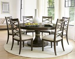 round table dining room sets fresh 7 piece round dining room set home design ideas with