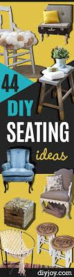 easy diy furniture ideas. Easy Diy Furniture Ideas. Seating Ideas - Creative Indoor Furniture, Chairs And A