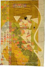 klimt rugs abstract wall hangings accent carpets hand
