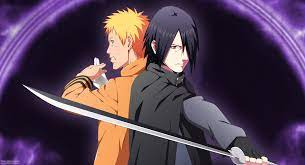 Boruto Manga Confirms Sasuke & Naruto Permanently Weakened